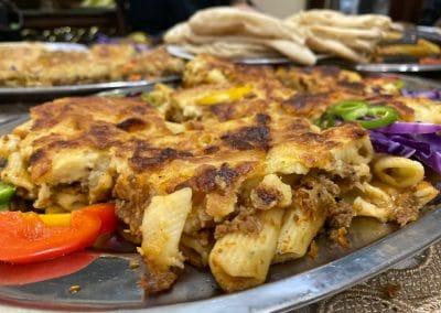 Bechamel-Macaroni