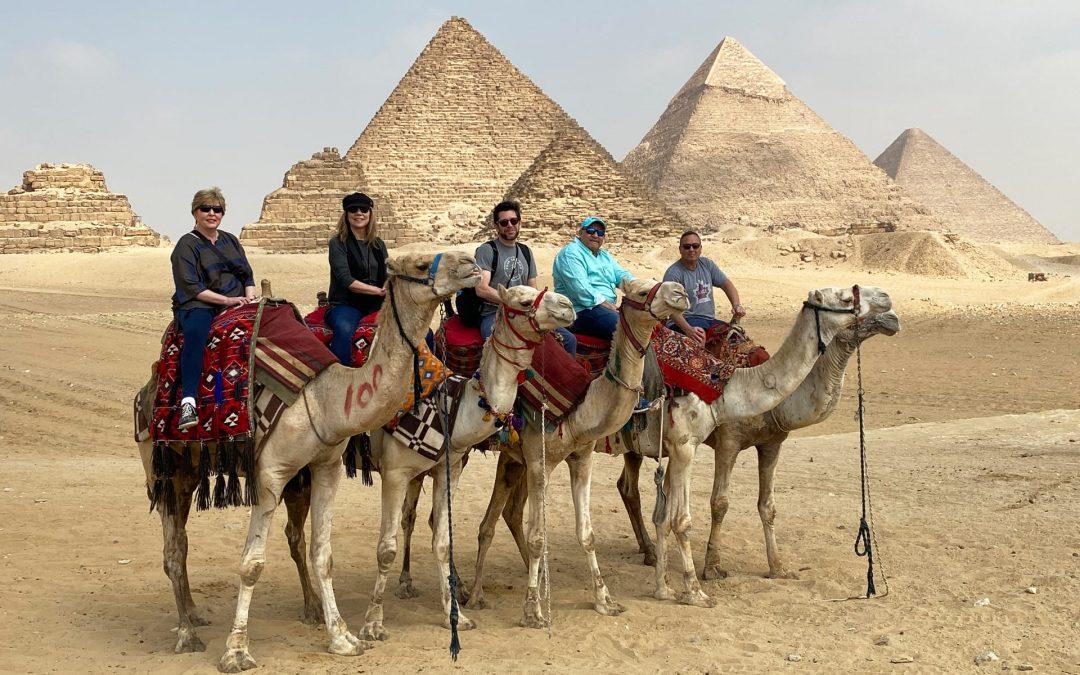 Cairo, Egypt Journey