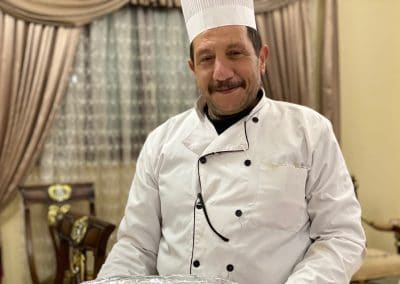 Egyptian-Chef