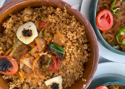 Egyptian-Rice-Tajine