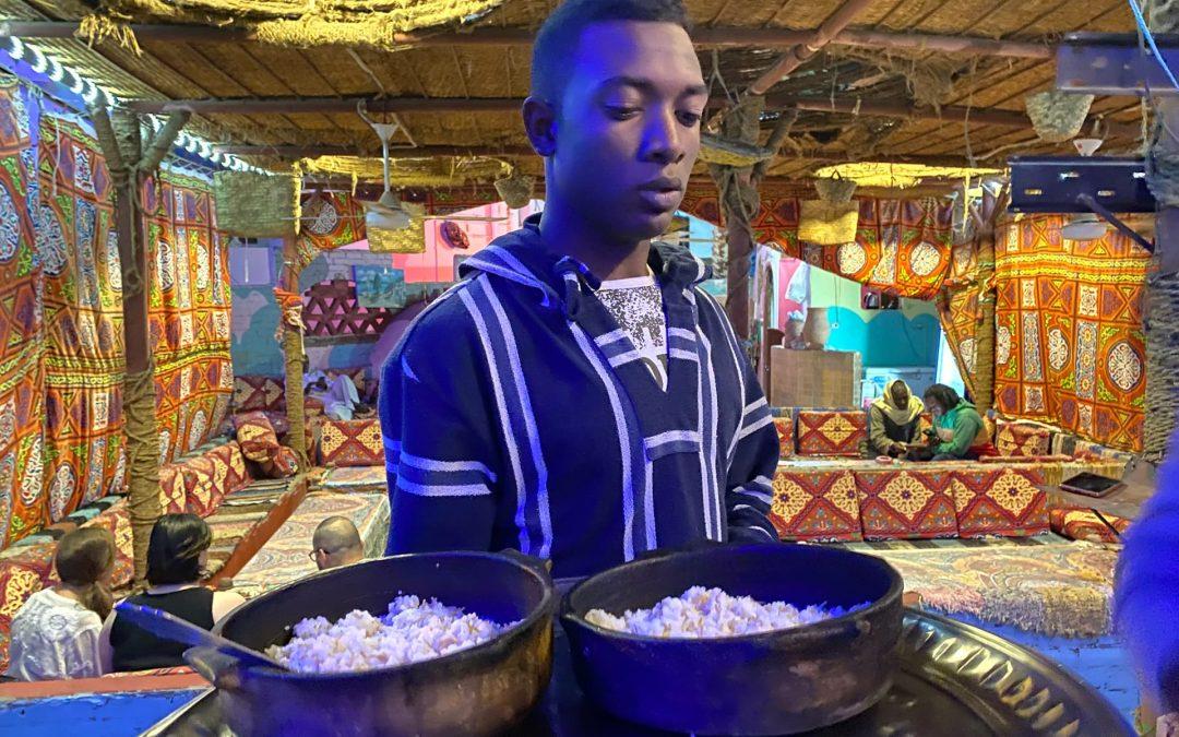 Aswan + Nubian Village